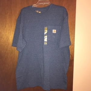 NWT Men's Carhartt Pocket T-shirt